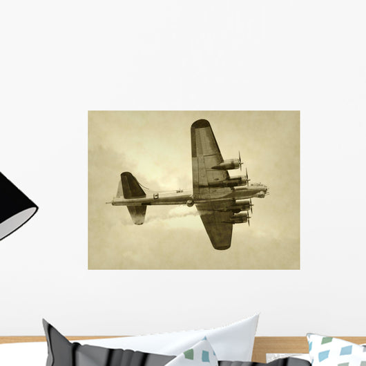 World War Ii Era Wall Decal