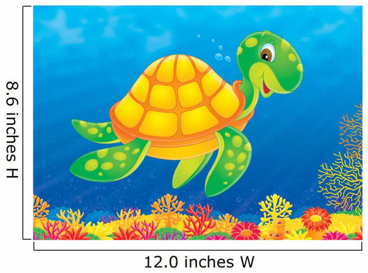 Turtle Wall Decal