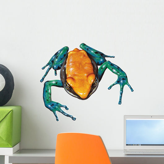 Mantella Frog Wall Decal