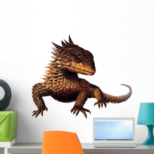 Sungazer Lizard Wall Decal