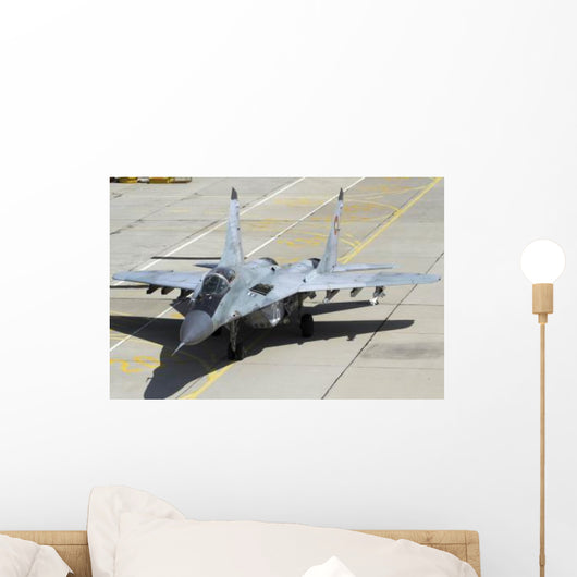 Bulgarian Air Force Mig-29 Wall Decal Design 5