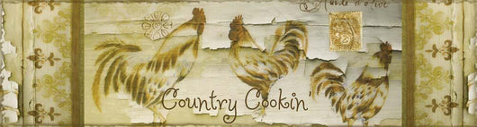country cookin Wall Mural