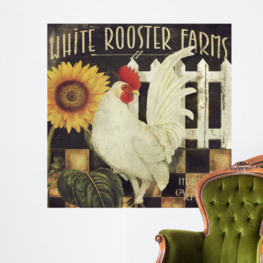 Vermont Farms I Wall Mural