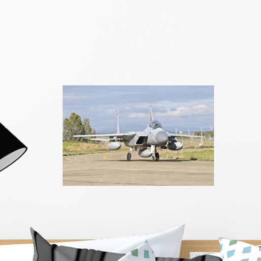 F-15d Baz Israeli Air Wall Decal Design 3