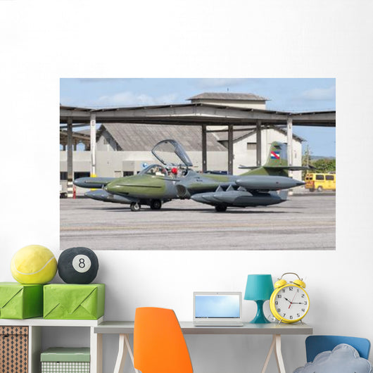 Uruguayan Air Force A-37b Wall Decal