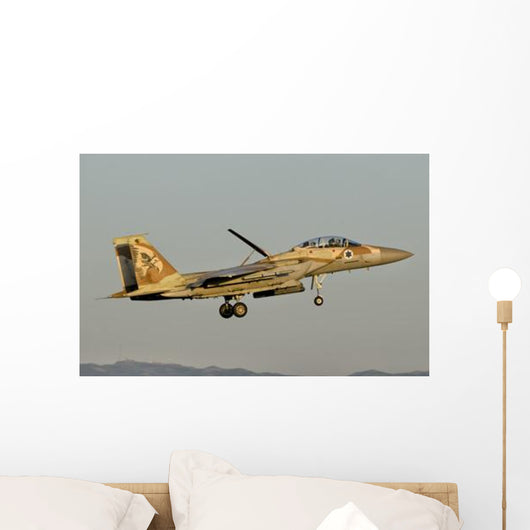 Israeli Air Force F-15i Wall Decal