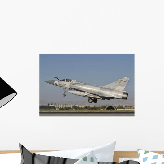 Dassault Mirage 2000 United Wall Decal Design 3