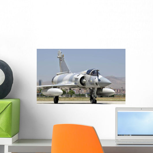 Dassault Mirage 2000 United Wall Decal Design 2