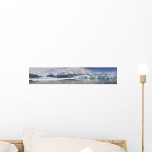 Overview Disenchantment Bay and Wall Decal