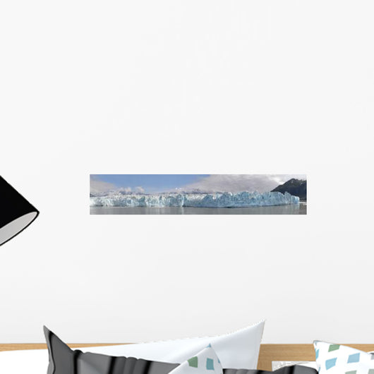 Close-up Hubbard Glacier Wall Decal