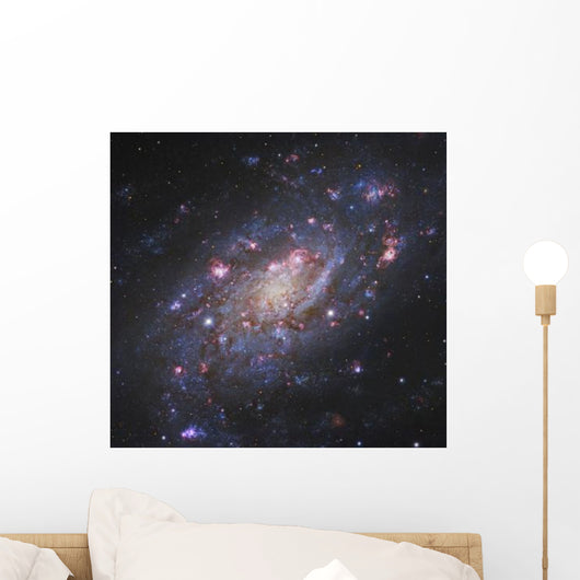 Ngc 2403 Spiral Galaxy Wall Decal Design 2