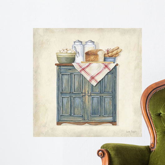 Pantry A Wall Mural