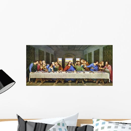 Last Supper Wall Mural
