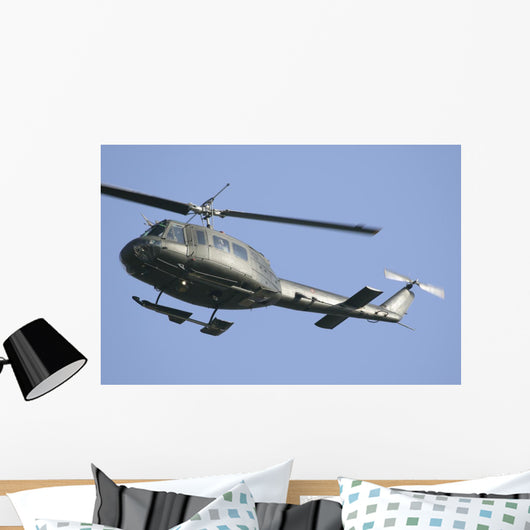 Agusta-bell 205a-1 Italian Army Wall Decal