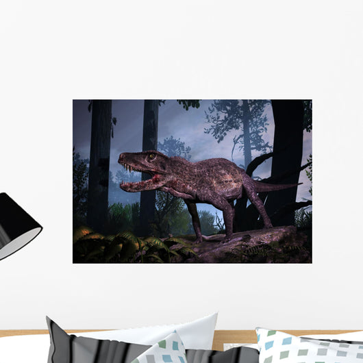 Postosuchus Was Extinct Rauisuchian Wall Decal