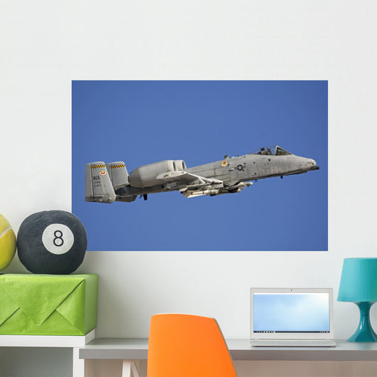 A-10 C Thunderbolt Ii Wall Decal