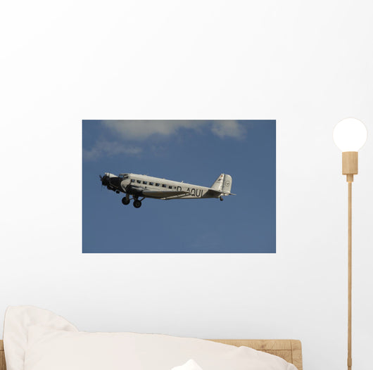 German Junkers Ju 52 Wall Decal