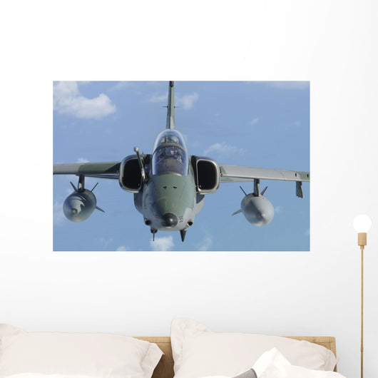 Brazilian Air Force Amx-t Wall Decal