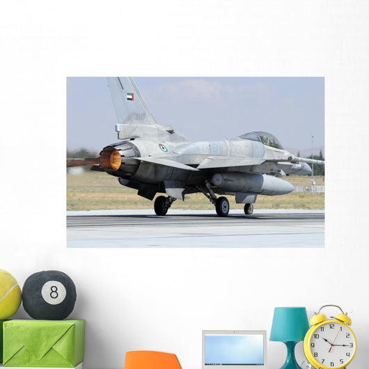United Arab Emirates Air Thruster Wall Decal