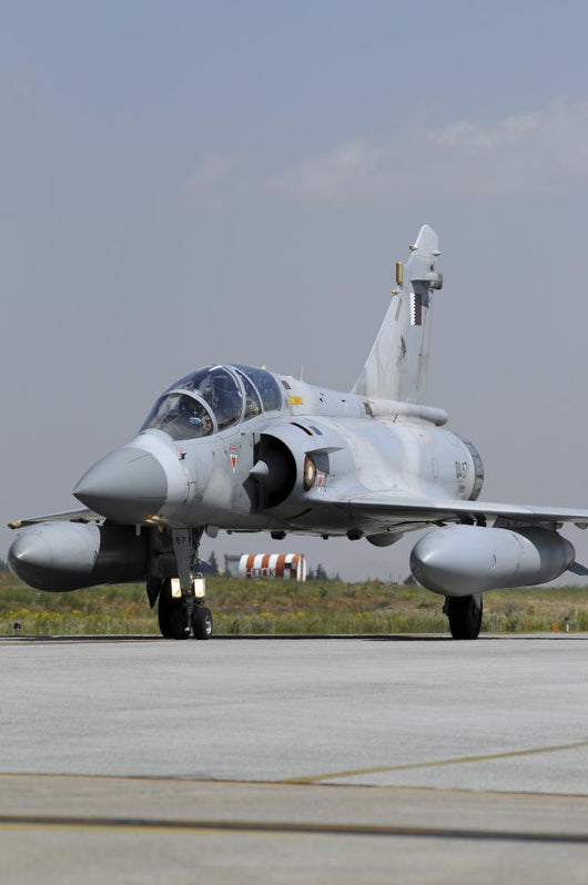 Mirage 2000-5dda from Qatar Wall Decal