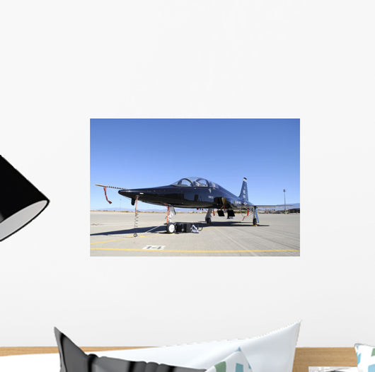 Us Air Force T-38 Grounded Wall Decal