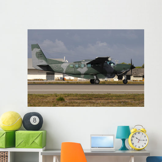 Brazilian Air Force C-98 Wall Decal