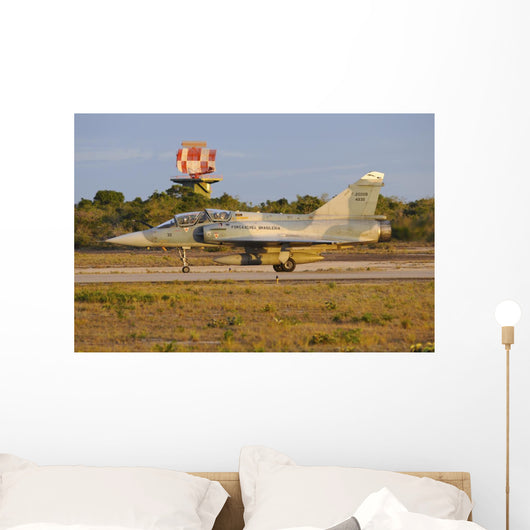 Brazilian Air Force F-2000 Wall Decal