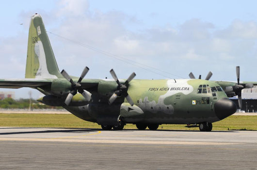 Brazilian Air Force C-130 Wall Decal