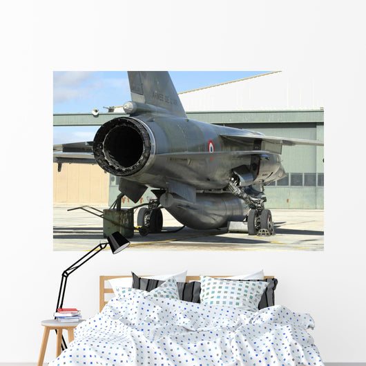 French Air Force Mirage Wall Decal