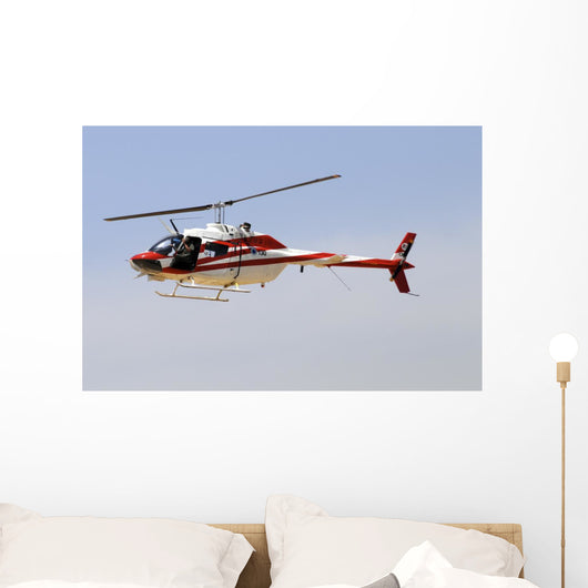 Israeli Air Force Oh-58 Wall Decal