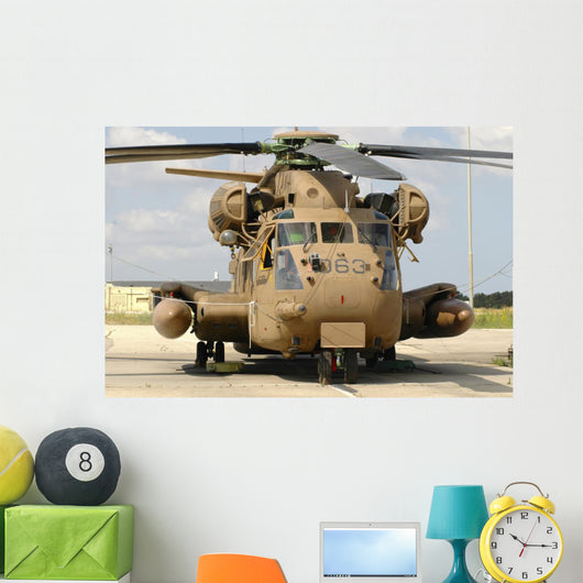 Israeli Air Force Ch-53 Wall Decal