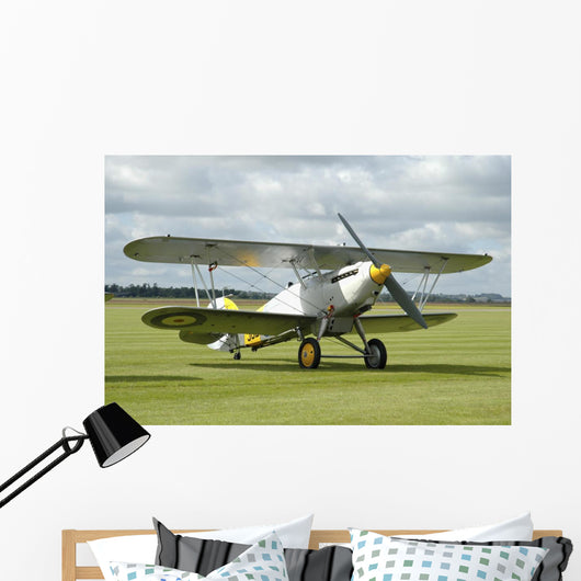 Hawker Hart Fighter Royal Wall Decal
