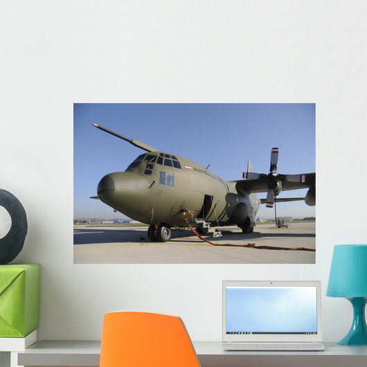 C-130 Hercules from Austrian Wall Decal