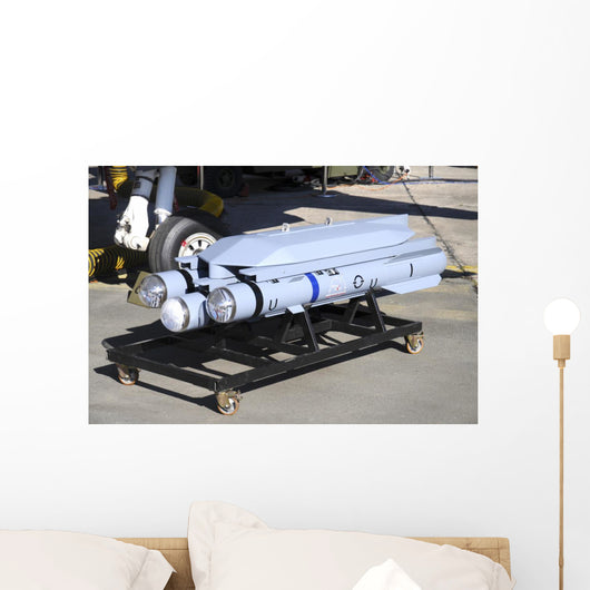 Brimstone Air-to-ground Missile Triple Wall Decal