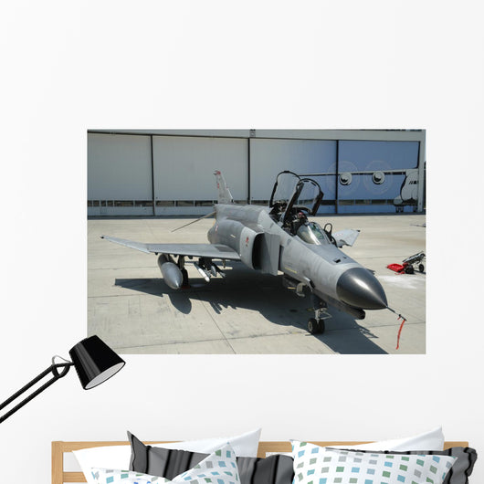F-4e 2020 Phantom Terminator Wall Decal