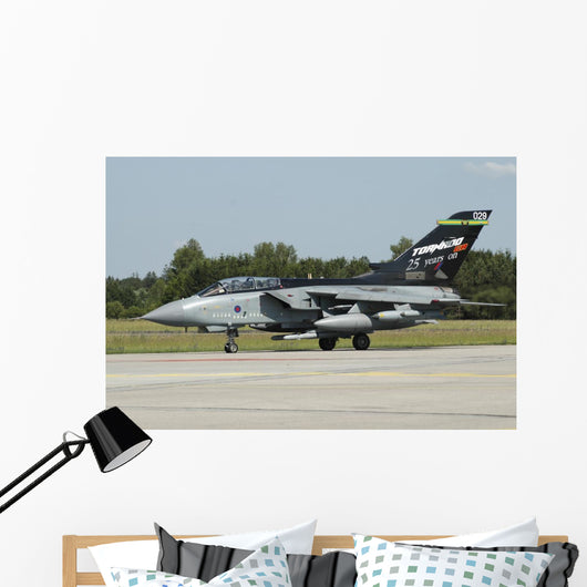 Tornado Gr4 Royal Air Left Side Wall Decal