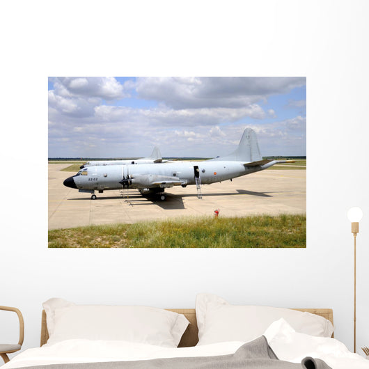 P-3m Orion Spanish Air Left Side Wall Decal