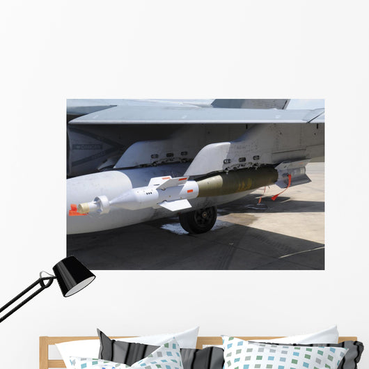 Gbu-12 Laser Guided Bombs Wall Decal