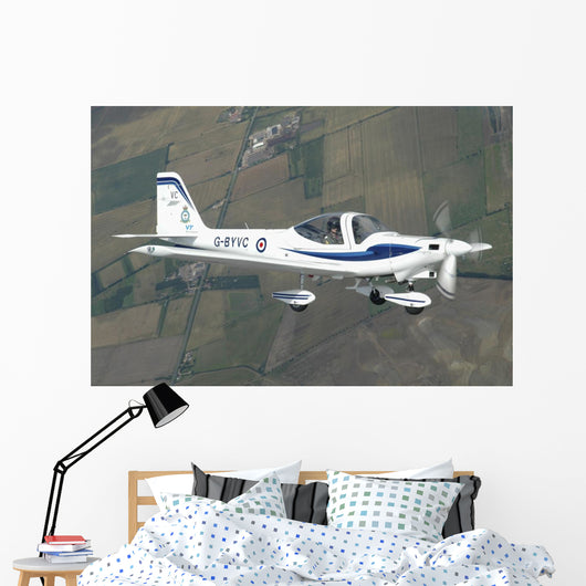 G-115 Tutor Basic Trainer Wall Decal