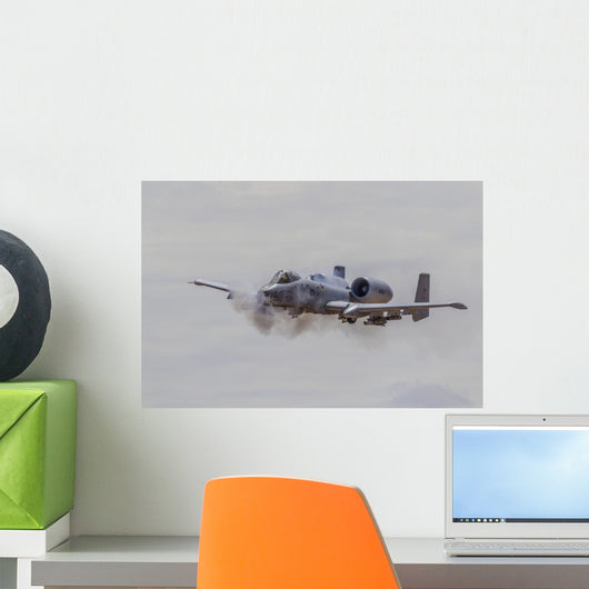 Us Air Force A-10 Distant Wall Decal