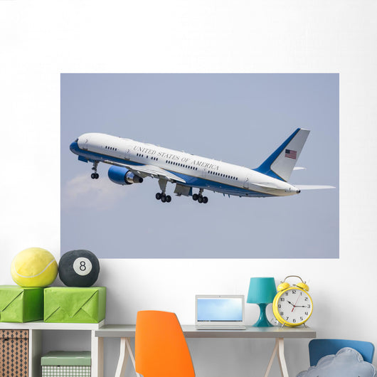 Us Air Force Boeing Wall Decal