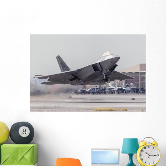F-22 Raptor Us Air Wall Decal