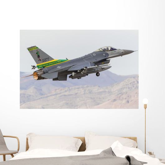 Vermont Air National Guard In-Flight Wall Decal