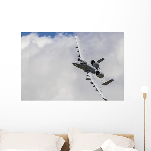 A-10 Thunderbolt Ii Us Wall Decal