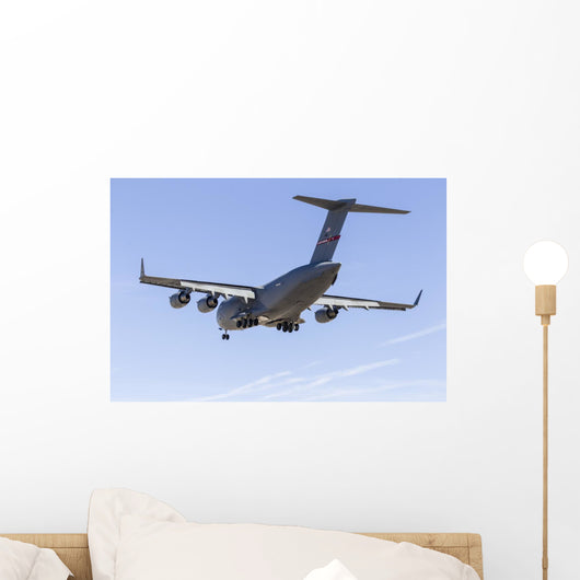 Us Air Force C-17 Wall Decal