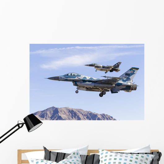 Two Us Air Force Wall Decal