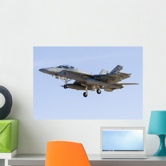 Royal Australian Air Force Fighter Wall Decal