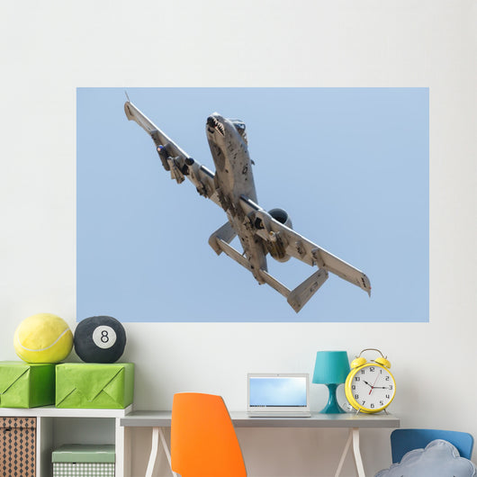 Us Air Force A-10 Left Underneath Wall Decal
