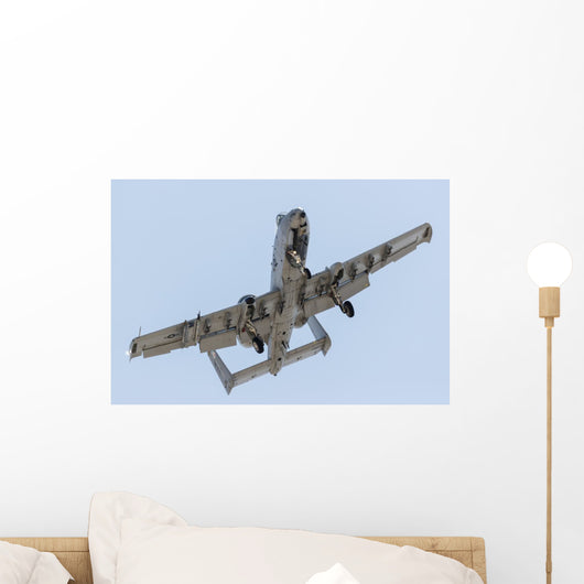 Us Air Force A-10 Wall Decal