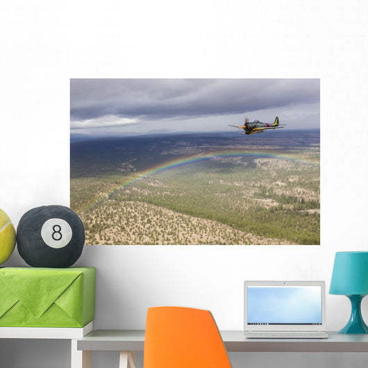 Japanese A6m Zero Wall Decal